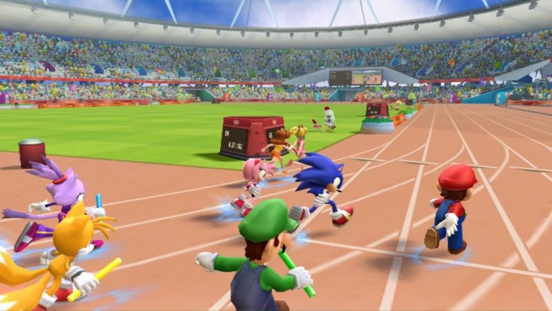 Mario & Sonic bei den Olympischen Spielen London 2012 ...